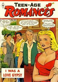Cover Thumbnail for Teen-Age Romances (St. John, 1949 series) #20