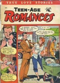 Cover Thumbnail for Teen-Age Romances (St. John, 1949 series) #25