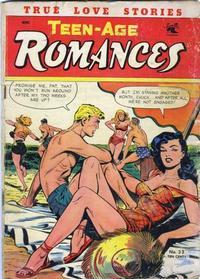 Cover Thumbnail for Teen-Age Romances (St. John, 1949 series) #32