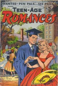 Cover Thumbnail for Teen-Age Romances (St. John, 1949 series) #40