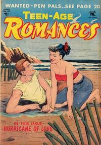 Cover Thumbnail for Teen-Age Romances (St. John, 1949 series) #41