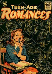 Cover Thumbnail for Teen-Age Romances (St. John, 1949 series) #43