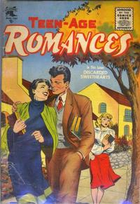 Cover Thumbnail for Teen-Age Romances (St. John, 1949 series) #44