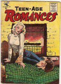 Cover Thumbnail for Teen-Age Romances (St. John, 1949 series) #45