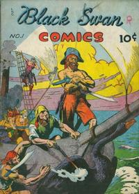 Cover Thumbnail for Black Swan Comics (Archie, 1945 series) #1