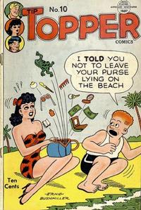 Cover Thumbnail for Tip Topper Comics (United Feature, 1949 series) #10