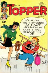 Cover Thumbnail for Tip Topper Comics (United Feature, 1949 series) #21