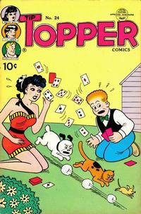 Cover Thumbnail for Tip Topper Comics (United Feature, 1949 series) #24