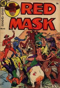 Cover Thumbnail for Red Mask (Magazine Enterprises, 1954 series) #46