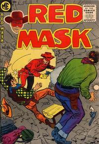 Cover Thumbnail for Red Mask (Magazine Enterprises, 1954 series) #48