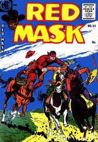 Cover Thumbnail for Red Mask (Magazine Enterprises, 1954 series) #50
