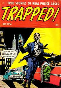 Cover Thumbnail for Trapped! (Ace Magazines, 1954 series) #2