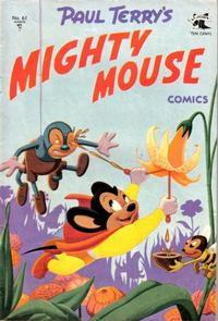 Cover Thumbnail for Paul Terry's Mighty Mouse Comics (St. John, 1951 series) #61