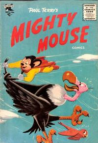 Cover Thumbnail for Paul Terry's Mighty Mouse Comics (St. John, 1951 series) #65