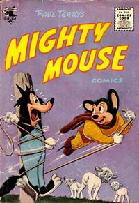 Cover Thumbnail for Paul Terry's Mighty Mouse Comics (St. John, 1951 series) #66