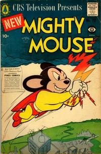 Cover Thumbnail for Mighty Mouse (Pines, 1957 series) #72