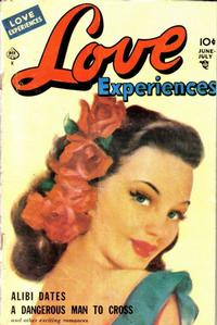 Cover Thumbnail for Love Experiences (Ace Magazines, 1949 series) #5