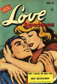 Cover Thumbnail for Love Experiences (Ace Magazines, 1951 series) #13