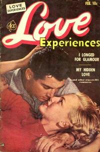 Cover Thumbnail for Love Experiences (Ace Magazines, 1951 series) #17