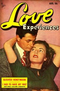 Cover Thumbnail for Love Experiences (Ace Magazines, 1951 series) #20