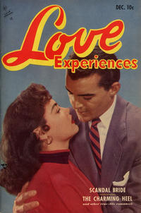 Cover Thumbnail for Love Experiences (Ace Magazines, 1951 series) #22