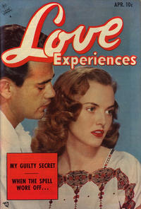 Cover Thumbnail for Love Experiences (Ace Magazines, 1951 series) #24