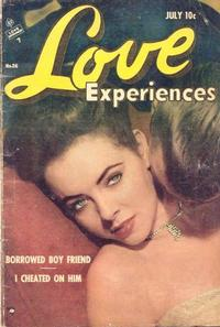 Cover Thumbnail for Love Experiences (Ace Magazines, 1951 series) #26