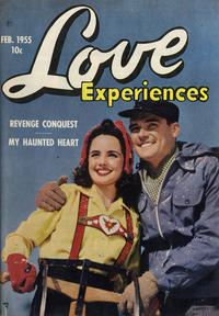 Cover Thumbnail for Love Experiences (Ace Magazines, 1951 series) #30