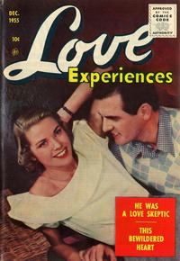 Cover Thumbnail for Love Experiences (Ace Magazines, 1951 series) #35