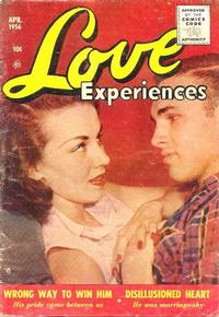 Cover Thumbnail for Love Experiences (Ace Magazines, 1951 series) #37
