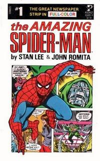 Cover Thumbnail for The Amazing Spider-Man (Pocket Books, 1980 series) #83489-4 [1]