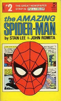 Cover Thumbnail for The Amazing Spider-Man (Pocket Books, 1980 series) #83490-8 [2]