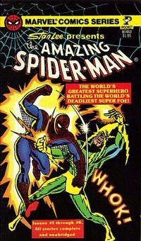 Cover Thumbnail for The Amazing Spider-Man (Pocket Books, 1977 series) #[1] (81443)