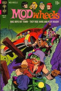 Cover Thumbnail for Mod Wheels (Western, 1971 series) #3