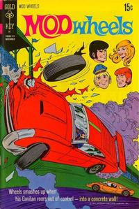 Cover Thumbnail for Mod Wheels (Western, 1971 series) #4