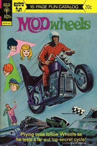 Cover Thumbnail for Mod Wheels (Western, 1971 series) #11