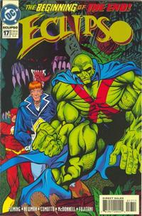 Cover Thumbnail for Eclipso (DC, 1992 series) #17