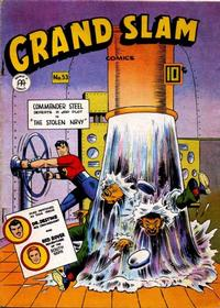 Cover Thumbnail for Grand Slam Comics (Anglo-American Publishing Company Limited, 1941 series) #53