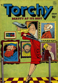 Cover Thumbnail for Torchy (Quality Comics, 1949 series) #2