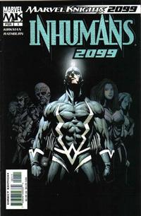 Cover Thumbnail for Inhumans 2099 (Marvel, 2004 series) #1