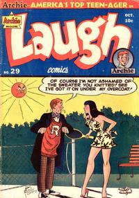 Cover Thumbnail for Laugh Comics (Archie, 1946 series) #29