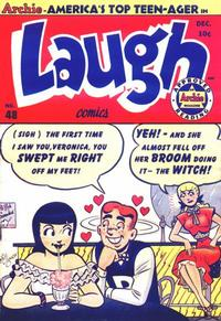 Cover Thumbnail for Laugh Comics (Archie, 1946 series) #48