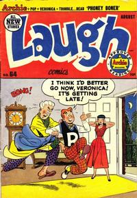 Cover Thumbnail for Laugh Comics (Archie, 1946 series) #64