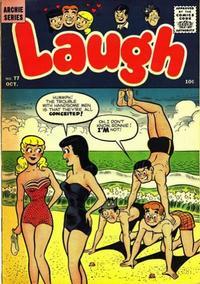 Cover Thumbnail for Laugh Comics (Archie, 1946 series) #77