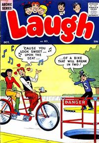 Cover Thumbnail for Laugh Comics (Archie, 1946 series) #83