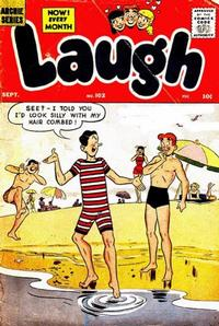 Cover Thumbnail for Laugh Comics (Archie, 1946 series) #102