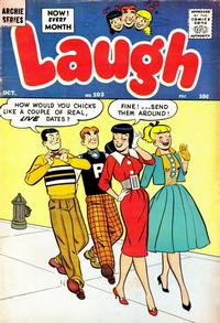 Cover for Laugh Comics (Archie, 1946 series) #103