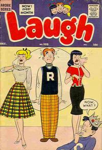Cover for Laugh Comics (Archie, 1946 series) #105