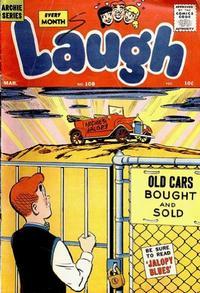 Cover Thumbnail for Laugh Comics (Archie, 1946 series) #108