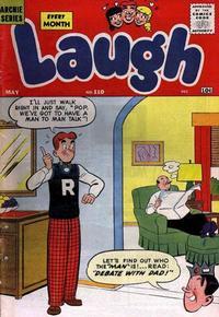 Cover Thumbnail for Laugh Comics (Archie, 1946 series) #110